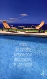 Mario de Carvalho - Fantaisie pour deux colonels et une piscine.