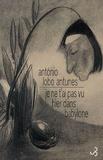 António Lobo Antunes - Je ne t'ai pas vu hier dans Babylone.
