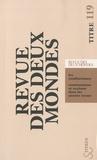Eryck de Rubercy - La Revue des deux mondes - Les totalitarismes, communisme et nazisme dans les années trente.