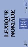 Villa Gillet et  Le Monde - Lexique nomade - Assises du roman 2013.