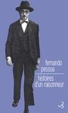 Fernando Pessoa - Histoire d'un raisonneur - Suivi de Histoire policière.