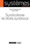 Franck Petit et Frédérique Chopin - Syndicalisme et droits syndicaux.