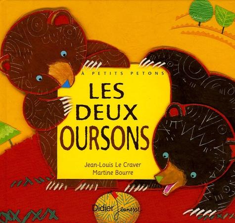 Les Deux oursons / Jean-Louis Le Craver | LE CRAVER, Jean-Louis. Auteur
