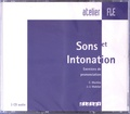 Cidalia Martins et Jean-Jacques Mabilat - Sons et intonation - Exercices de prononciation. 3 CD audio