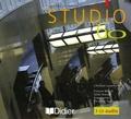 Christian Lavenne et Evelyne Bérard - Studio 60 Méthode de Français Niveau 2 - 3 CD-Audio.