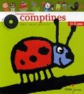 Les premières comptines des tout-petits : de 0 à 3 ans / Marie-Claire Bruley   Bruley, Marie-Claire. Éditeur scientifique. Auteur du commentaire