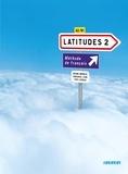 Régine Mérieux - Latitudes 2 - Méthode de français A2/B1. 1 CD audio