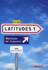 Régine Mérieux - Latitudes 1 A1/A2 - DVD pour la classe.