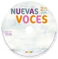 José Inzaurralde - Espagnol 2e A2-B1 Nuevas Voces - CD audio élève de remplacement. 1 CD audio