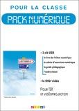 Yves Loiseau et Emmanuel Lainé - Pack numérique pour la classe Latitudes - Avec un DVD et une clé USB.