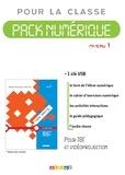 Valérie Lemeunier - Ligne Directe 1 A1 - Pack numérique pour la classe, 1 clé USB.
