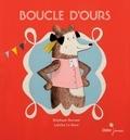 Boucle d'Ours / une histoire écrite par Stéphane Servant | Servant, Stéphane (1975-....). Auteur