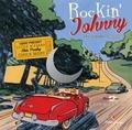 Eric Senabre et  Merlin - Rockin' Johnny. 1 CD audio