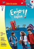 Odile Martin-Cocher et Michèle Meyer - Enjoy English! 6e - Cahier de soutien. 1 CD audio