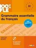 Ludivine Glaud et Yves Loiseau - Grammaire essentielle du français - B1. 1 CD audio