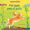 P'tit lapin plein d'poils / Martine Bourre | Bourre, Martine (1949-....). Illustrateur