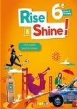 Michèle Meyer et Catherine Marcangeli - Rise & Shine! 6e. 1 DVD + 3 CD audio