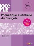 Delphine Ripaud - Phonétique essentielle du français niv. B1- B2 - Ebook.