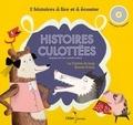 Histoires culottées / Stéphane Servant | Servant, Stéphane (1975-....)
