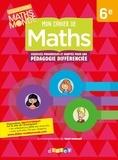 Fabienne Lanata et Jérôme Loiseau - Mon cahier de Maths 6e.