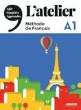 Marie-Noëlle Cocton et Delphine Ripaud - L'atelier A1 - Méthode de français. 1 DVD