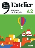 Marie-Noëlle Cocton et Emilie Marolleau - L'atelier A2 - Méthode de français. 1 Cédérom