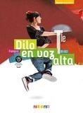 Sonia Ramirez - Espagnol Tle B1-B2 Dilo en voz alta.