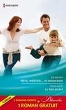 Sue MacKay et Olivia Gates - Mère, médecin et amoureuse - Le lien secret - Dilemme pour un médecin - (promotion).