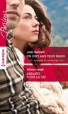 Jules Bennett et Allison Leigh - Un défi aux yeux bleus - Amants pour la vie.