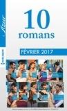 Collectif et  Collectif - 10 romans Azur (nº3795 à 3804 - Février 2017).
