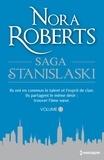 Nora Roberts - La Saga des Stanislaski Tome 1 : Secrets de famille ; Un bonheur à bâtir.