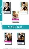 Collectif - 10 romans Blanche + 2 gratuits (n°1356 à 1360 - Mars 2018).