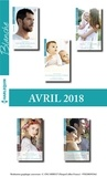 Collectif - 10 romans Blanche (n°1361 à 1365 - Avril 2018).