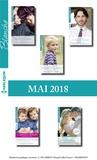 Collectif - 10 romans Blanche + 1 gratuit (n°1366 à 1370 - Mai 2018).