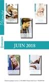 Collectif - 10 romans Blanche (n°1371 à 1375 - Juin 2018).
