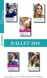 Collectif - 10 romans Blanche + 2 gratuits (n°1376 à 1380).