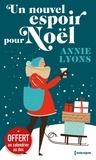 Annie Lyons - Un nouvel espoir pour Noël - Avec une jaquette calendrier.