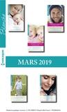 Collectif - 10 romans Blanche + 2 gratuits (n°1416 à 1420 - Mars 2019.