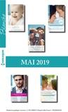 Collectif - 10 romans Blanche + 1 gratuit (n°1426 à 1430 - Mai 2019).