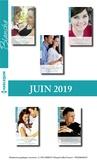 Collectif - 11 romans Blanche (n°1431 à 1435 - Juin 2019).