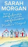 """Sarah Morgan - Petites confidences et grandes confessions à Martha's Vineyard - Découvrez """"Mariage sous les flocons"""", la nouvelle romance de Noël de Sarah Morgan."""