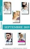 Collectif - 10 romans Blanche + 1 gratuit (n°1446 à 1450 - Septembre 2019).