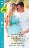 Caroline Anderson et Cathy Williams - L'espoir d'une naissance ; Le choix du Dr Mills ; Un amour inattendu.