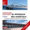 François Fleury et Rémy Mouterde - Comprendre simplement la résistance des matériaux - La structure, principes et enjeux de la conception.