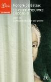 Honoré de Balzac - Le chef d'oeuvre inconnu - Suivi de La maison du Chat-qui-pelote.