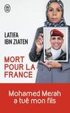 Mort pour la France / Latifa Ibn Ziaten | Ibn Ziaten, Latifa