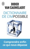 Didier Van Cauwelaert - Dictionnaire de l'impossible.