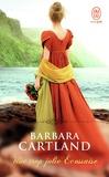 Barbara Cartland - Une trop jolie Ecossaise.