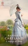 Barbara Cartland - L'héritage de Dana.