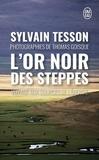 Sylvain Tesson - L'or noir des steppes - Voyage aux sources de l'énergie.
